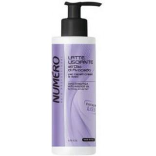 Молочко для разглаживания волос с маслом авокадо Numero 200 мл