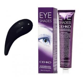 Краска для бровей и ресниц черный C:EHKO 60 мл