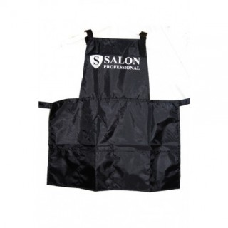 Фартук Salon (черный, синий)