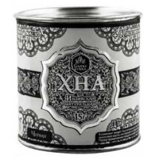 ХНА для биотату и бровей черная 15 г VIVA Henna