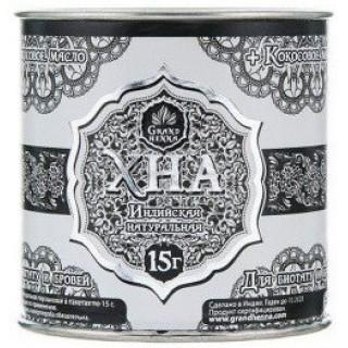 ХНА для биотату и бровей графит 15 г VIVA Henna