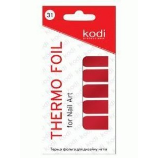 Термо фольга для дизайна Kodi №31