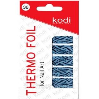 Термо фольга для дизайна Kodi №36
