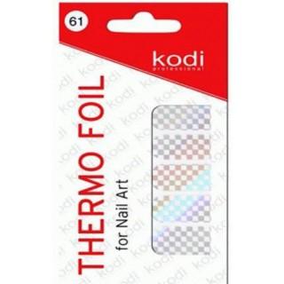 Термо фольга для дизайна Kodi №61