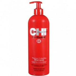 Chi 44 Iron Guard Shampoo Шампунь термозащитный 739 мл