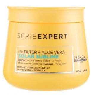 L'Oreal Експер Соляр Сублім, живильна маска для волосся після перебування на сонці, 250 мл