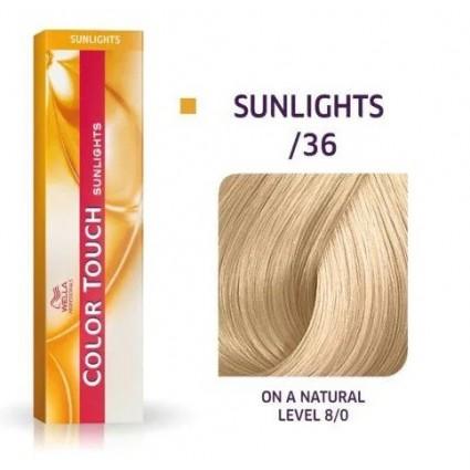 /36 Color Touch Золотисто-фиолетовый 60 мл