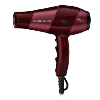 TICO Фен д/волос Turbo i200 2300W bordo