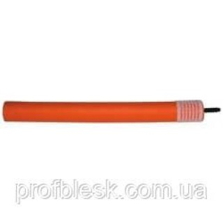 TICO Бигуди гибкие 180мм D20мм 10шт оранжевые
