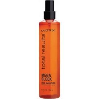 Спрей-уход для волос термозащитный Matrix Total results Mega Sleek Iron Smooser 250 мл