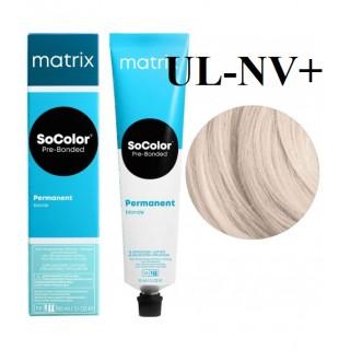 Стойкая крем-краска Matrix SOCOLOR.beauty ULtra blondе UL-NV+ Натуральный перламутровый 90 мл