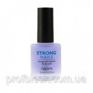 Naomi Уход за ногтями Strong Nails 15мл