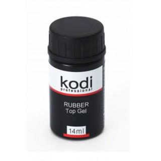 Финиш Gel Top Rubber для гель-лака Kodi professional 14мл