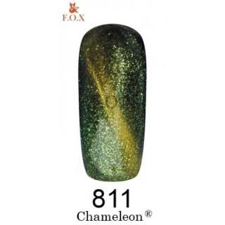 F.O.X gel-polish gold Chameleon 811 12 мл