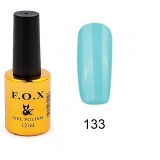 133 F.O.X gel-polish gold Pigment 12мл