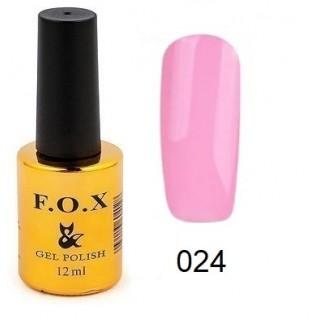 024 F.O.X gel-polish gold Pigment 12 мл