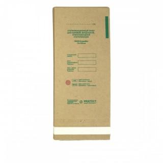 Пакет 75*150 мм  д/паровой, воздушной, элитеноксидной стерелизации (100шт)