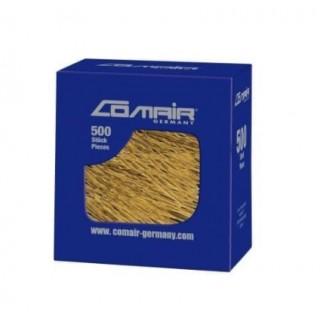 3150100 Comair Шпильки золотистые 45 мм 500шт