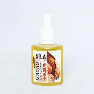 Масло для кутикул NILA Almond (миндаль) 30мл