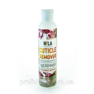 Cuticle Remover NILA 250мл Розовое дерево