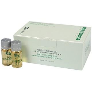 Масло ING Professional Treat восстанавливающее для поврежденных волос (10*10 мл)