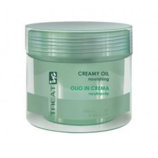 Питательное масло-крем для волос ING Professional Creamy Oil Nourishing