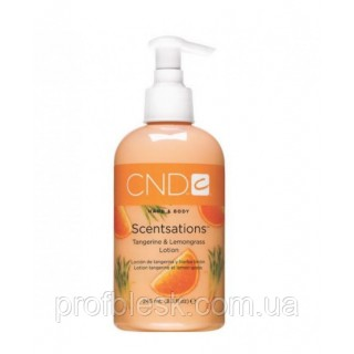 CND Лосьон CREATIVE для рук и тела мандарин и лемонграсс 245 мл