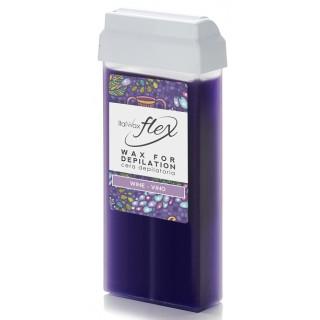 Ital Wax FLEX Воск кассетный Wine (Вино)100 мл