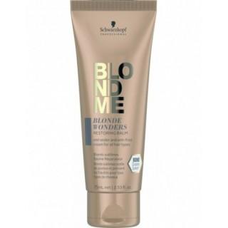 Восстанавливающий бальзам для волос всех типов блонд Schwarzkopf BlondMe Blond W..
