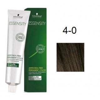 4-0 Essensity Cредне-Коричневий Натуральный 60 мл