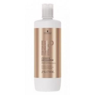 Бальзам-окислитель Schwarzkopf Blond Me Premium Developer 2% 1000 мл