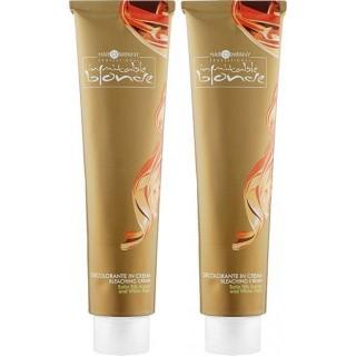 HairCompany Крем для обесцвечивания волос Inimitable Blonde (2х250гр) 500 мл