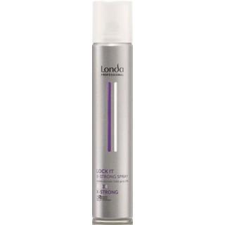 Londa Лак для волос экстрасильной фиксации фиксации Lock 300 мл.