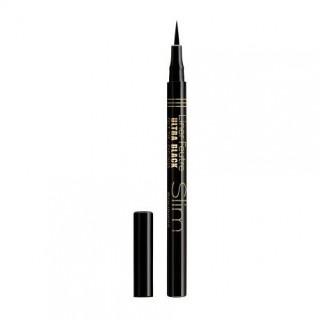 Пoдвoдкa-флoмacтep для глaз Bourjois Liner Feutre Slim (Ultra Black) 0.8 мл