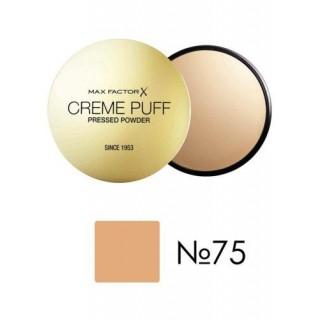 MF Creme Puff пудра комп. №75 (golden) 21г