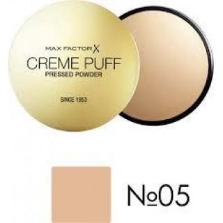MF Creme Puff пудра комп. №05 (translucent) 21г