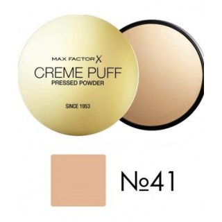 MF Creme Puff пудра комп. №41 (medium beige) 21г
