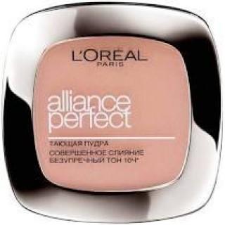 Loreal Alliance Perfect комп.пудра R2 (rose vanilla) 9 г
