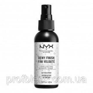 NYX Фиксирующий спрей д/макияжа сияющий 60 мл