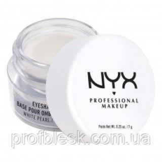 NYX База под тени №02 (white pearl) 7 г