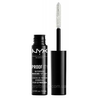NYX Водостойкое покрытие для ресниц Proof it! 5,5 мл