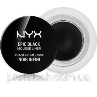NYX Подводка-мусс для век Epic Black Mousse