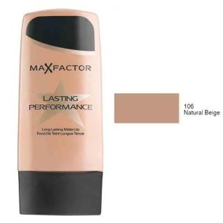 MF Lasting Performance тон. крем №106 (natural beige) 35мл
