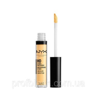 NYX Консилер жидкий HD 10 (Yellow) 3 г