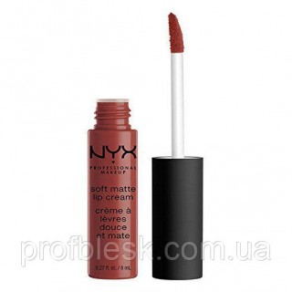 NYX Помада матовая Soft matte lip cream №32 (Rome) 8 мл