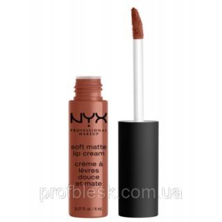 NYX Помада матовая Soft matte lip cream №60 (Leon) 8 мл