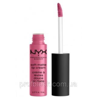 NYX Помада матовая Soft matte lip cream №61 (Montreal) 8 мл