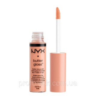 NYX Блеск Butter gloss №13 (fortune cookie) 8 мл