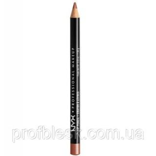 Карандаш для губ NYX Professional Slim Lip Pencil №828 (ever toujours)