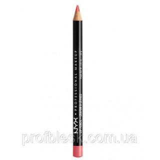 Карандаш для губ NYX Professional Slim Lip Pencil №817 (hot red)